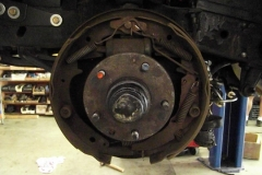 110 brakes before